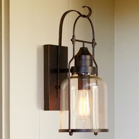 TAYLOR INDOOR/OUTDOOR SCONCE