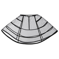 Seamed Crinoline Underskirt by Fausto Puglisi for Preorder on Moda Operandi