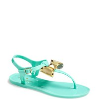 kate spade new york 'fab' jelly sandal