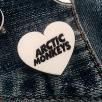 Arctic Monkeys Pins