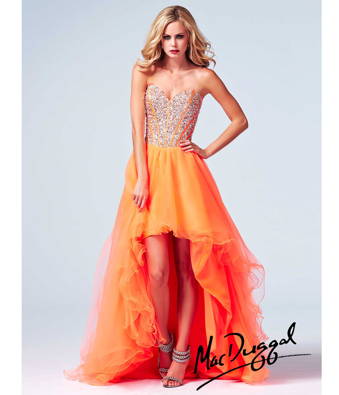 mac duggal 2014 prom dresses neon from unique vintage