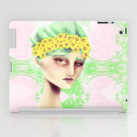 Flowers That Bloom iPad Case by Ben Geiger